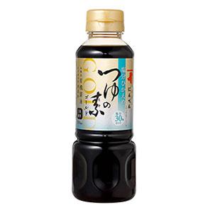 【通販限定】塩分ひかえめ つゆの素ゴールド300ml