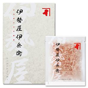 近海限定 伊勢屋伊兵衛 かつお節削りぶし (血合い抜きソフト削り) 2.5g×10袋