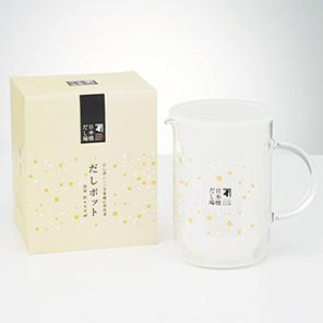 【通販限定デザイン】 にんべん だしポット (単品)