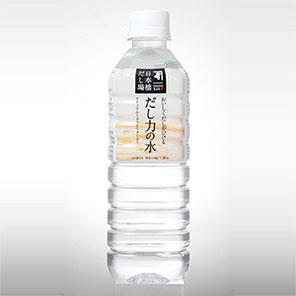 だし力の水 500ml